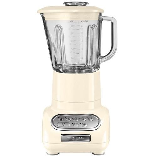 KitchenAid Artisan 5KSB5553EAC Μπλέντερ Κρεμ με Γυάλινη Κανάτα 1,5Lit. (Υποστηρί επαγγελματικός εξοπλισμός   kitchenaid  επαγγελματικός εξοπλισμός   kitchenaid