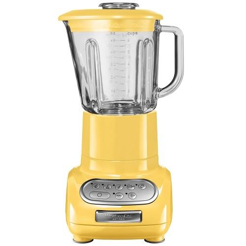 KitchenAid Artisan 5KSB5553EMY Μπλέντερ Κίτρινο Φωτεινό με Γυάλινη Κανάτα 1,5Lit επαγγελματικός εξοπλισμός   kitchenaid  επαγγελματικός εξοπλισμός   μηχανές καφέ