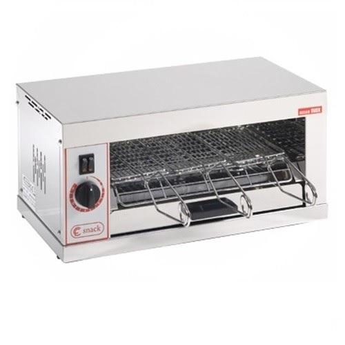 CF T930 Φρυγανιέρα Ανοξείδωτη Με 3 Λαβίδες - 480x250x240mm επαγγελματικός εξοπλισμός   φούρνοι μικροκύματα κρεπιέρες βαφλιέρες φριτέζες   τ