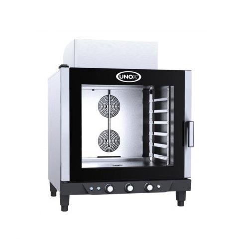 UNOX XB613G BakerLux Φούρνος Κυκλοθερμικός Αερίου με Υγρασία & Χειροκίνητο Πάνελ επαγγελματικός εξοπλισμός   φούρνοι   μικροκύματα   κρεπιέρες   βαφλιέρες   φριτ