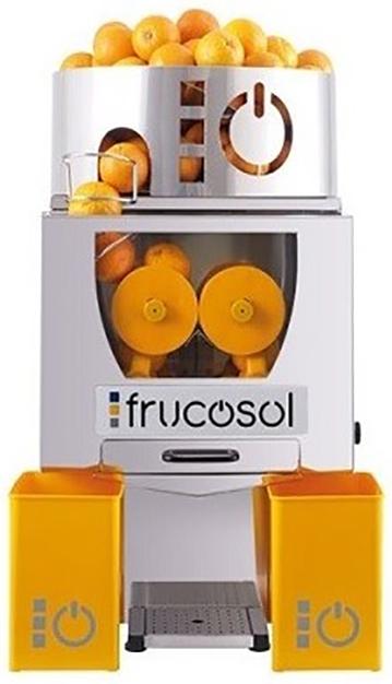 Frucosol F50A Πορτοκαλοστίφτης Αυτόματος με Αυτόματη Τροφοδοσία - Αποχυμωτής Εσπ επαγγελματικός εξοπλισμός   μηχανές καφέ   συσκευές για bar   πορτοκαλοστίφτες υ