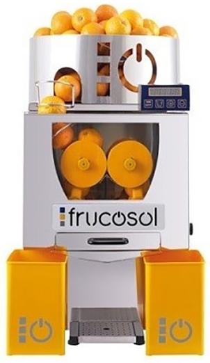Frucosol F50AC Πορτοκαλοστίφτης Αυτόματος με Αυτόματη Τροφοδοσία - Αποχυμωτής Εσ επαγγελματικός εξοπλισμός   μηχανές καφέ   συσκευές για bar   πορτοκαλοστίφτες υ