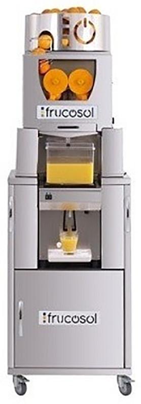 Frucosol Freezer Επιδαπέδιος Πορτοκαλοστίφτης Αυτόματος με Αυτόματη Τροφοδοσία & επαγγελματικός εξοπλισμός   μηχανές καφέ   συσκευές για bar   πορτοκαλοστίφτες υ