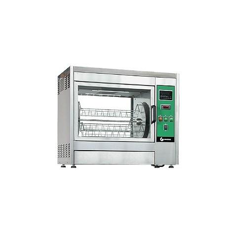 UNIVERSO SRL GVE 416 Κοτοπουλιέρες Επιδαπέδιες Ηλεκτρικές Θερμού Αέρα για 20 Κοτ επαγγελματικός εξοπλισμός   γυριέρες κοτοπουλιέρες αρνιέρες θερμαντικά  επαγγελμ
