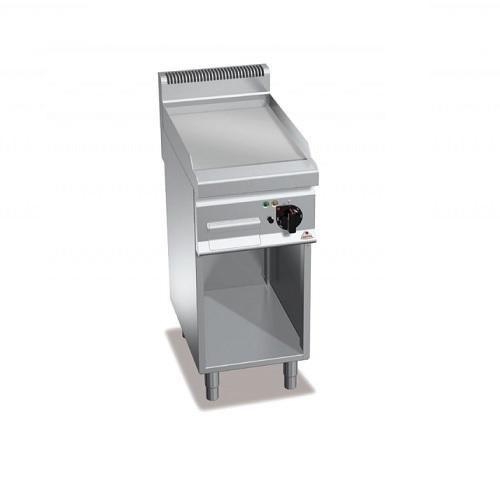 BERTOS G7FL4M/CR Επιδαπέδιο Πλατό Αερίου Με Λεία Χρωμιωμένη Πλάκα & Μία Ζώνη Ψησ επαγγελματικός εξοπλισμός   κουζίνες πλατό φριτέζες βραστήρες   bertos  επαγγελμ