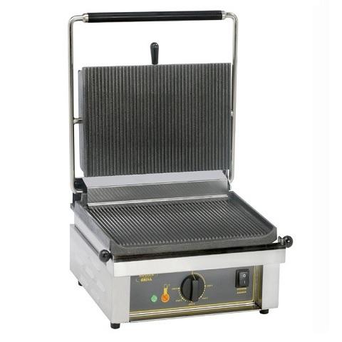 ROLLER GRILL PANINI VCR Τοστιέρα Μονή Άνω - Κάτω Ραβδωτή επαγγελματικός εξοπλισμός   φούρνοι μικροκύματα κρεπιέρες βαφλιέρες φριτέζες   τ