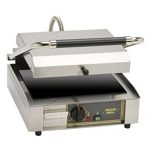 ROLLER GRILL PANINI Τοστιέρα Μονή Άνω - Κάτω Λεία Ψήνει 48 Panini / Ώρα black week προσφορές   τοστιέρα  επαγγελματικός εξοπλισμός   φούρνοι μικροκύματα