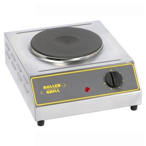 ROLLER GRILL ELR2 Εστία Μονή Ηλεκτρική Ø230mm black week προσφορές   εστίες ηλεκτρικές  επαγγελματικός εξοπλισμός   κουζίνες π