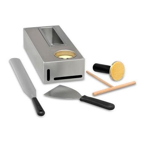 ROLLER GRILL Ck3 Σετ Σκευων για Κρέπες επαγγελματικός εξοπλισμός   φούρνοι μικροκύματα κρεπιέρες βαφλιέρες φριτέζες   κ