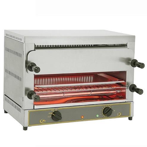 ROLLER GRILL TS3270 Ηλεκτρικός Φούρνος Grill - 640x380x475mm black week προσφορές   σαλαμάνδρες φρυγανιέρες  επαγγελματικός εξοπλισμός   φούρ
