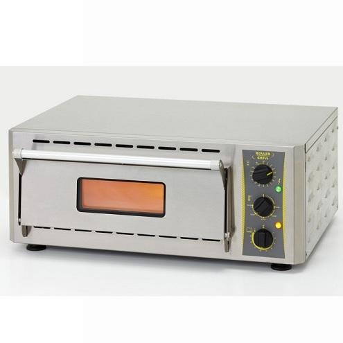ROLLER GRILL PZ430S Φούρνος Πίτσας Ηλεκτρικός Με Πυρότουβλα - Εσωτ.Διαστάσεις: 4 black week προσφορές   φούρνοι πίτσας  επαγγελματικός εξοπλισμός   φούρνοι μικρο