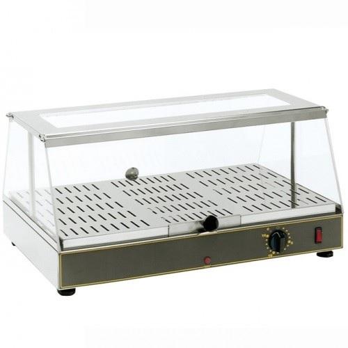 ROLLER GRILL WD100 Βιτρίνα Θερμαινόμενη - 590x350x285mm black week προσφορές   βιτρίνες θερμαινόμενες  επαγγελματικός εξοπλισμός   επαγγ