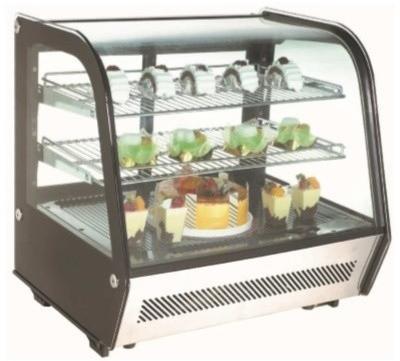 ItalStar RTW-120L Επαγγελματικά Ψυγεία Βιτρίνα Ψυγεία Επιτραπέζια 120Lit - 696x5 black week προσφορές   βιτρίνες ψυχόμενες  επαγγελματικός εξοπλισμός   επαγγελμα