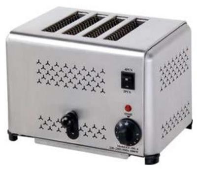 ItalStar ET-DS-4 050.0038 Αυτόματη Επαγγελματική Φρυγανιέρα 4 θέσεων. black week προσφορές   φρυγανιέρες  επαγγελματικός εξοπλισμός   φούρνοι μικροκύμ