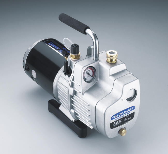 Ritchie YELLOW JACKET 93543 Αντλία Κενού Απόδοσης: 95 lit/min εργαλεία για ψυκτικούς   αντλίες κενού