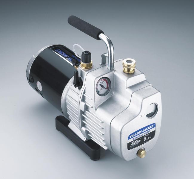 Ritchie YELLOW JACKET 93583 Αντλία Κενού Απόδοσης: 190 lit/min εργαλεία για ψυκτικούς   αντλίες κενού