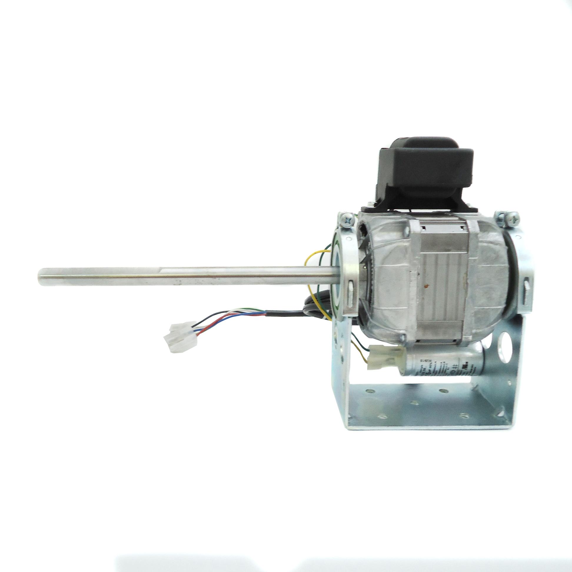 Euro Motors Italia A83M-2525 Ανεμιστήρας Fan Coil Με 1 Άξονα (Μήκος Άξονα: 169mm - 25Watt/230Volt)