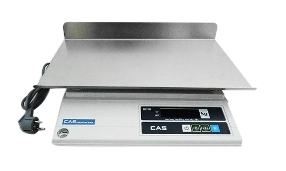 CAS AD-3 Ηλεκτρονική Ζυγαριά Για Έλεγχο Βάρους Προιόντων (Ικανότητα Ζύγισης: 1,5 επαγγελματικός εξοπλισμός   ζυγαριές  ζυγοί  επαγγελματικός εξοπλισμός   ζυγαριέ