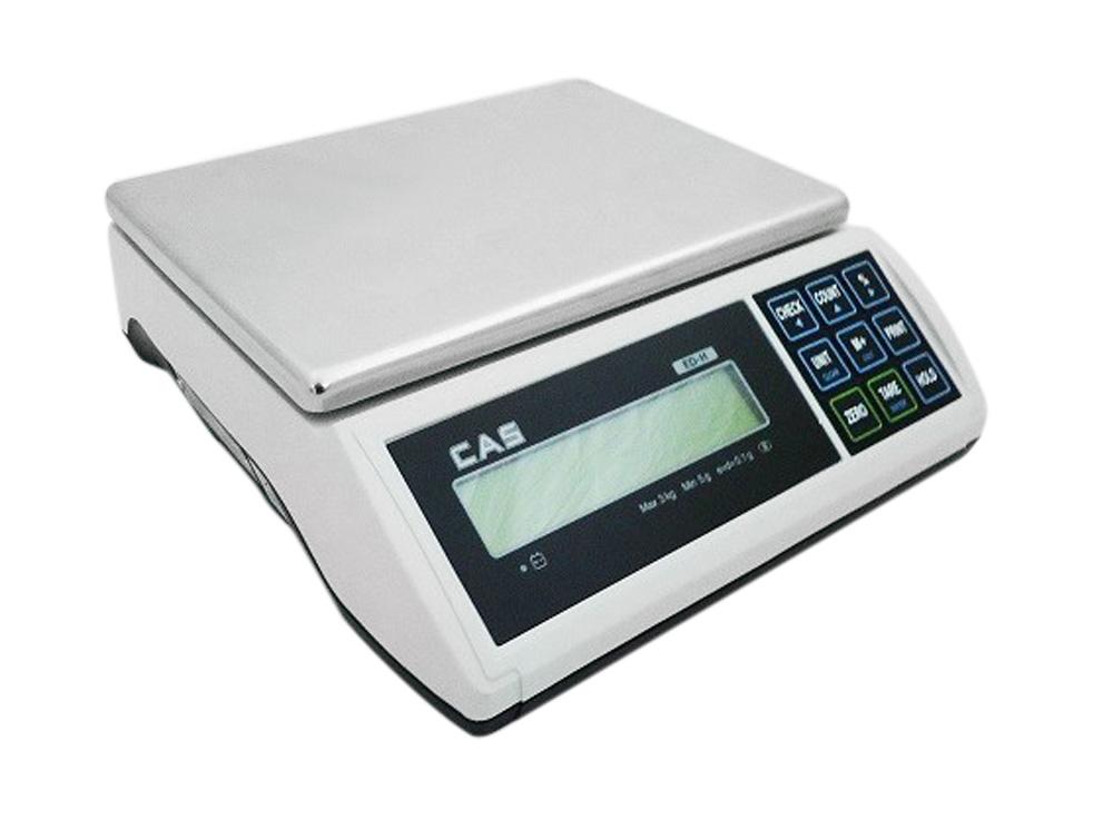 CAS ED-15H Ηλεκτρονική Ζυγαριά Για Έλεγχο Βάρους Προιόντων (Ικανότητα Ζύγισης: 1 επαγγελματικός εξοπλισμός   ζυγαριές  ζυγοί  επαγγελματικός εξοπλισμός   ζυγαριέ