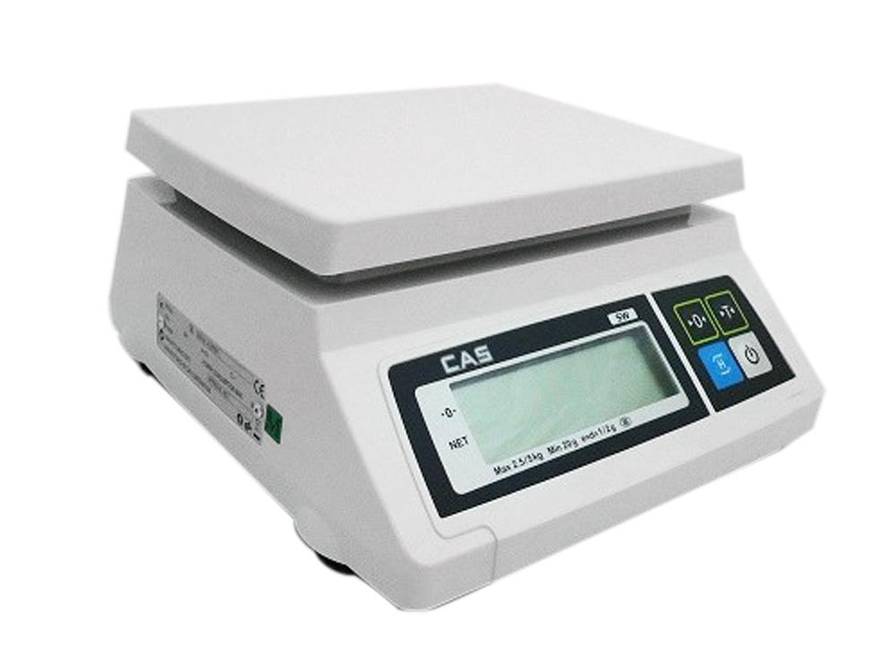 CAS SW-1S-2K Ηλεκτρονική Ζυγαριά Για Έλεγχο Βάρους Προιόντων (Ικανότητα Ζύγισης: επαγγελματικός εξοπλισμός   ζυγαριές  ζυγοί  επαγγελματικός εξοπλισμός   ζυγαριέ