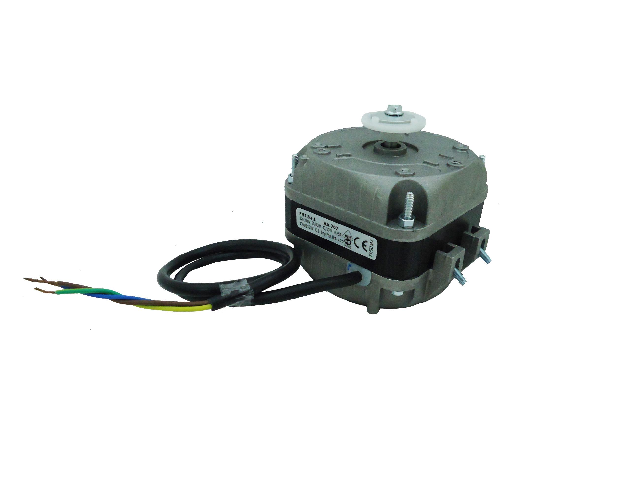 FMI (Fan Motors Italia) 10Watt Ανεμιστήρας Ψυγείων με Διπλή Βάση εξαρτήματα ψύξης   κλιματισμός   ανεμιστήρες ψυγείων  εξαρτήματα ψύξης   κλιματι