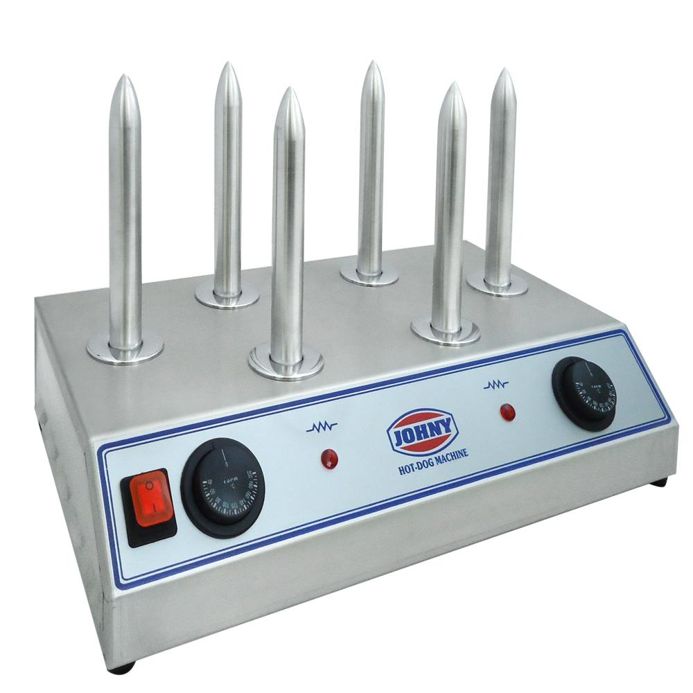JOHNY AK/1-P6 Hot Dog Συσκευή Για Ψωμάκια επαγγελματικός εξοπλισμός   φούρνοι μικροκύματα κρεπιέρες βαφλιέρες φριτέζες   σ