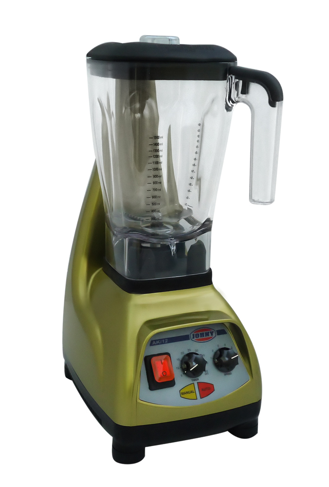 JOHNY AK/12-AUT - Μπλέντερ Αυτόματο Χρυσαφί 1.200Watt black week προσφορές   blender  επαγγελματικός εξοπλισμός   μηχανές καφέ   συσκε