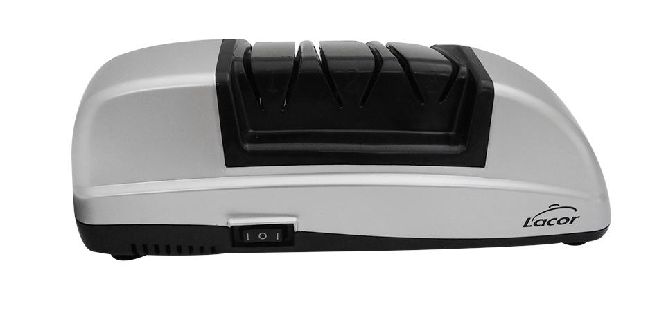 Lacor 69261 Ακονιστήρι Μαχαιριών Ηλεκτρικό (με 3 φάσεις) 80Watt - 320x115x100mm επαγγελματικός εξοπλισμός   συσκευές επεξεργασίας τροφίμων   ακονιστήρια μαχαιρι