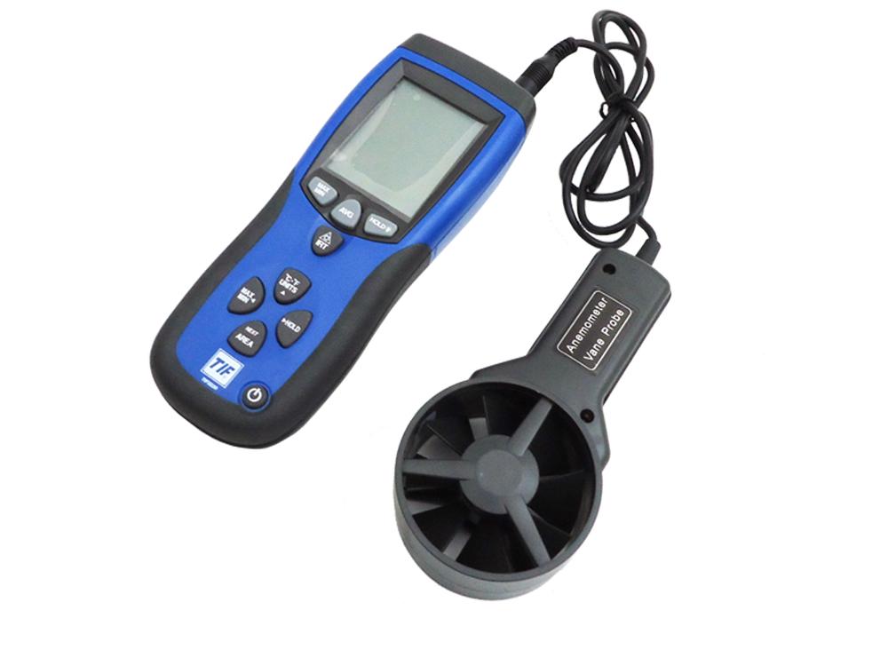 TIF 3220 Ηλεκτρονικό Ανεμόμετρο & Θερμόμετρο & Θερμόμετρο Υπερύθρων εργαλεία για ψυκτικούς   ανεμόμετρα  εργαλεία για ψυκτικούς   θερμόμετρα   υγρασ