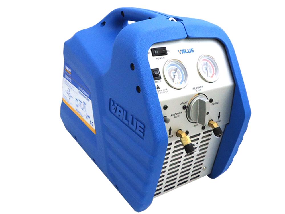 VALUE VRR12L (R32) Σταθμός Ανάκτησης Φρέον - Recovery Φρέον R32 (Ρυθμός Ανάκτηση εργαλεία για ψυκτικούς   σταθμοί ανάκτησης ανακύκλωσης   πλήρωσης φρέον  εργαλεί