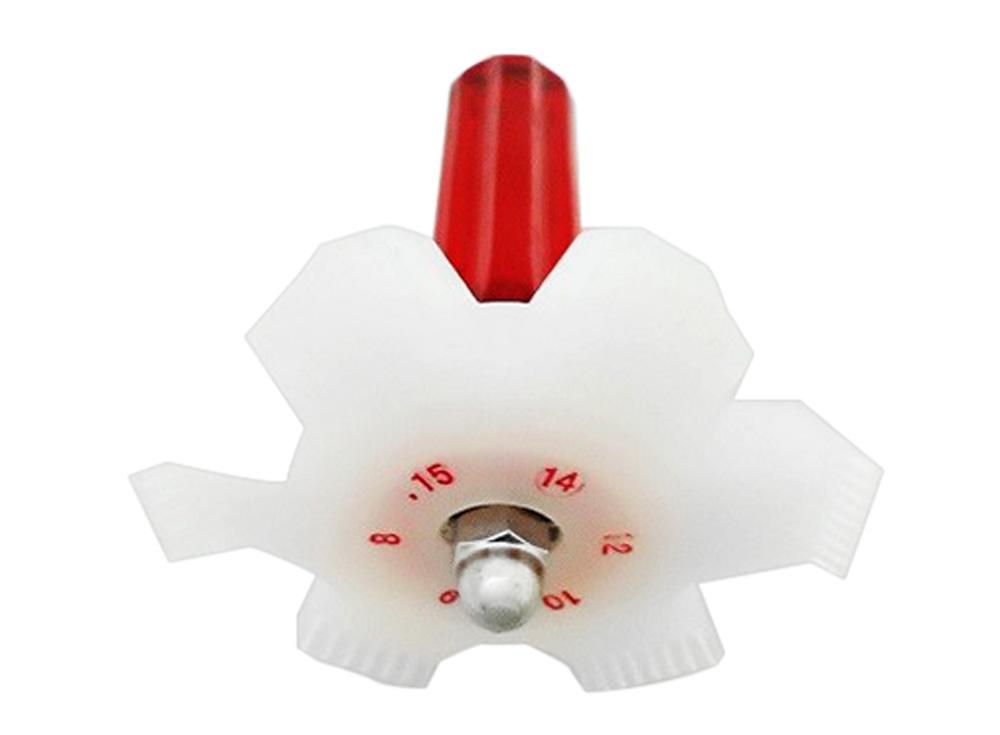 """FC351 Χτενάκι Καθαρισμού Κοντένσερ Για Πτερύγια: 8"""", 9"""", 10"""", 12"""", 14"""", 15"""" προσφορές   εργαλεία για ψυκτικούς   χτενάκια κοντένσερ  εργαλεία για ψυκτικούς"""