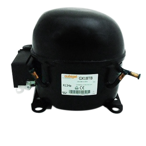 ACC Cubigel GX18TB (1/2 HP / 230Volt / R134a) Κομπρεσέρ Ψυγείων Συντήρησης (ex E συμπιεστές   cubigel compressors  ex electrolux  συμπιεστές   cubigel compressor
