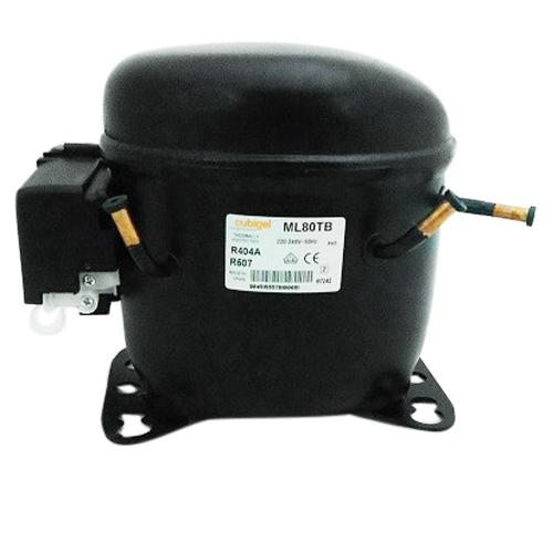 ACC Cubigel ML80TB (3/8HP / 230Volt / R404a) Κομπρεσέρ Ψυγείων Συντήρησης (ex El συμπιεστές   cubigel compressors  ex electrolux  συμπιεστές   cubigel compressor