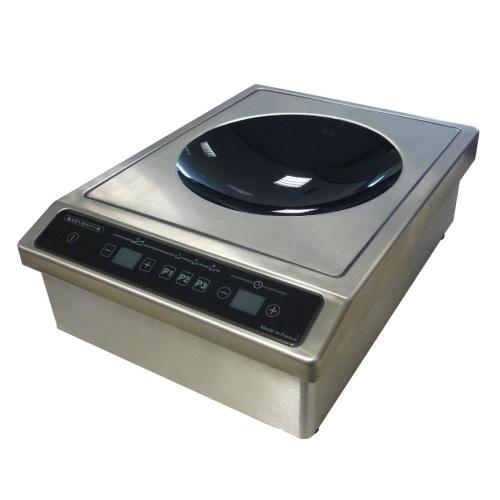 ADVENTYS BWIC3600 Επαγωγικές Εστίες Wok 3000Watt - Ø280mm black week προσφορές   επαγωγικές εστίες  επαγγελματικός εξοπλισμός   φούρνοι μι