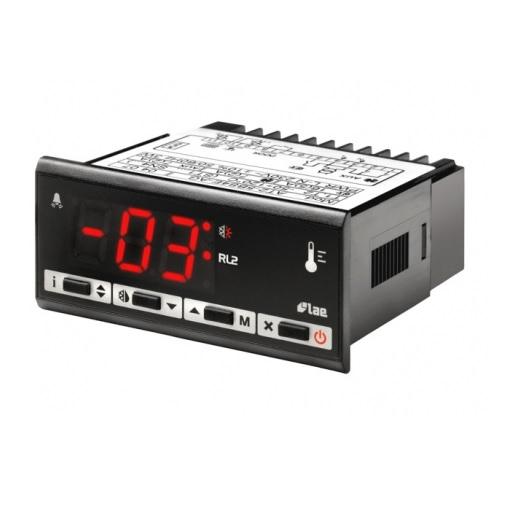 LAE Electronic AT1-5BS2E-BG Θερμοστάτης Απόψυξης Ηλεκτρονικός Με 2 Ρελέ & Θύρα R αυτοματισμοί   θερμοστάτες   υγροστάτες  αυτοματισμοί   θερμοστάτες   υγροστάτες