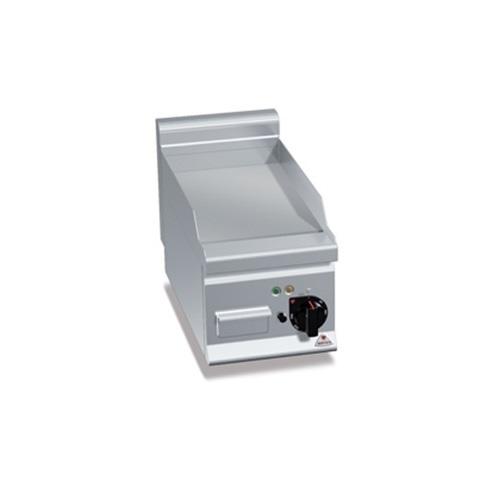 BERTOS E6FL3BP Επιτραπέζιο Πλατό Ηλεκτρικό Με Λεία Πλάκα & Μία Ζώνη Ψησίματος -  επαγγελματικός εξοπλισμός   κουζίνες πλατό φριτέζες βραστήρες  επαγγελματικός εξ