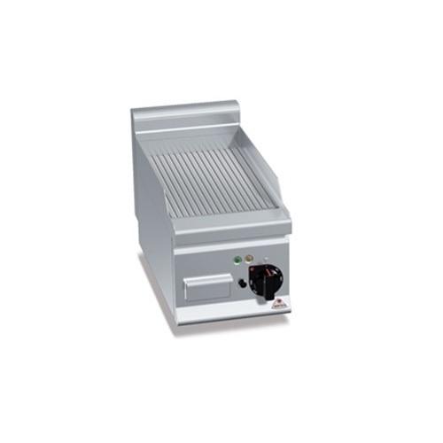 BERTOS E6FR3BP Επιτραπέζιο Πλατό Ηλεκτρικό Με Ραβδωτή Πλάκα & Μία Ζώνη Ψησίματος επαγγελματικός εξοπλισμός   κουζίνες πλατό φριτέζες βραστήρες  επαγγελματικός εξ