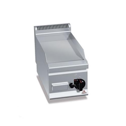 BERTOS G6FL3B/CR Επιτραπέζιο Πλατό Αερίου Με Λεία Χρωμιωμένη Πλάκα & Μία Ζώνη Ψη επαγγελματικός εξοπλισμός   κουζίνες πλατό φριτέζες βραστήρες  επαγγελματικός εξ