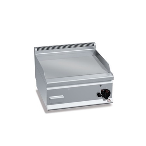 BERTOS G6FL6B Επιτραπέζιο Πλατό Αερίου Με Λεία Πλάκα & Δύο Ζώνες Ψησίματος - 600 επαγγελματικός εξοπλισμός   κουζίνες πλατό φριτέζες βραστήρες  επαγγελματικός εξ