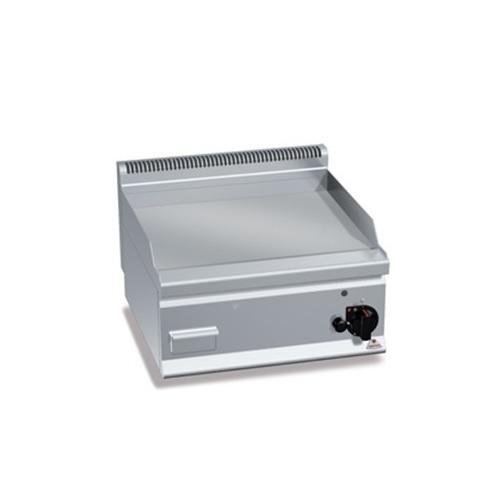 BERTOS G6FL6B/CR Επιτραπέζιο Πλατό Αερίου Με Λεία Πλάκα Χρωμιωμένη & Δύο Ζώνες Ψ επαγγελματικός εξοπλισμός   κουζίνες πλατό φριτέζες βραστήρες  επαγγελματικός εξ