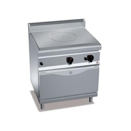 Bertos G9TP+FG TuttaPiastra Επιδαπέδια Πλάκα Ψησίματος Αερίου με Φούρνο - 800x90 επαγγελματικός εξοπλισμός   κουζίνες πλατό φριτέζες βραστήρες  επαγγελματικός εξ