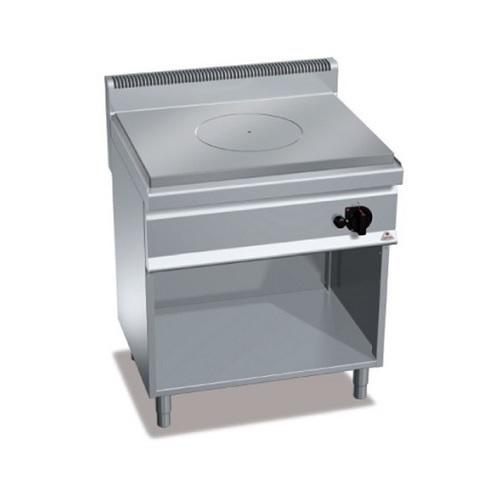 Bertos G7TPM TuttaPiastra Επιδαπέδια Πλάκα Ψησίματος Αερίου με Ερμάριο - 800x700 επαγγελματικός εξοπλισμός   κουζίνες πλατό φριτέζες βραστήρες  επαγγελματικός εξ