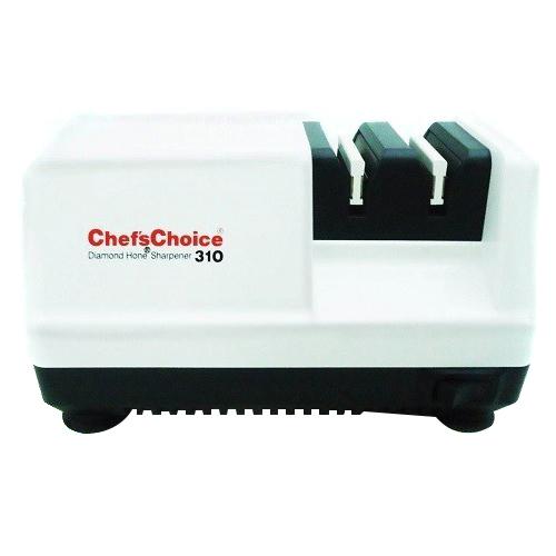 Chefs Choice 310 Ακονιστήρι Μαχαιριών Ηλεκτρικό 44Watt (2 Σταδίων) - 180x100x105 black week προσφορές   ακονιστήρια μαχαιριών  επαγγελματικός εξοπλισμός   συσκευ