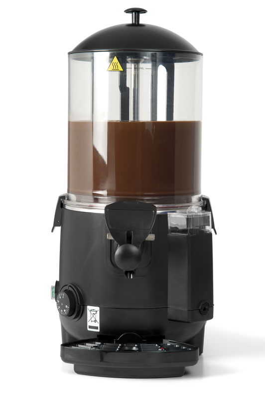 Sencotel CH110 Σοκολατιέρα 10Lit black week προσφορές   σοκολατιέρες  επαγγελματικός εξοπλισμός   μηχανές καφέ