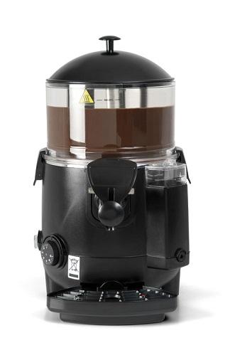 Sencotel CH105 Σοκολατιέρα 5Lit black week προσφορές   σοκολατιέρες  επαγγελματικός εξοπλισμός   μηχανές καφέ