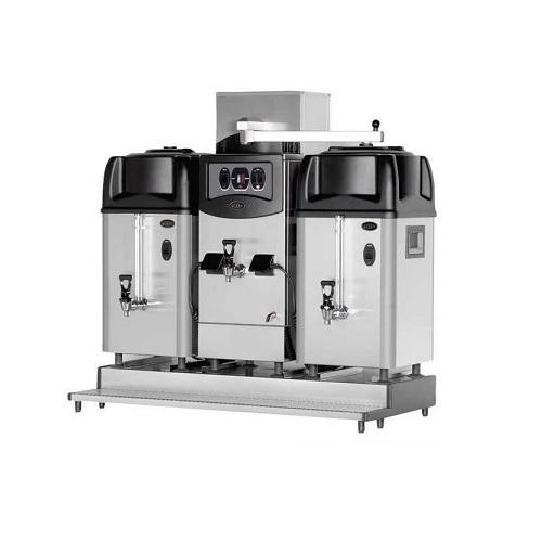 COFFEE QUEEN Event 2x10Lit Μηχανή Καφέ Φίλτρου Με Θερμός Μεγάλων Παραγωγικών Δυν επαγγελματικός εξοπλισμός   μηχανές καφέ   συσκευές για bar   μηχανές καφέ καθαρ