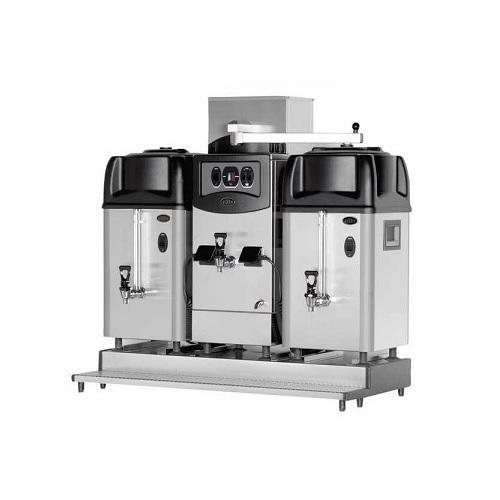 COFFEE QUEEN Event 2x20Lit Μηχανή Καφέ Φίλτρου Με Θερμός Μεγάλων Παραγωγικών Δυν επαγγελματικός εξοπλισμός   μηχανές καφέ   συσκευές για bar  επαγγελματικός εξοπ