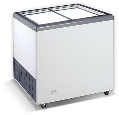 CRYSTAL EKTOR 26 SGL Καταψύκτες με Συρόμενα Τζάμια 260Lit - Ελληνικής Κατασκευής επαγγελματικός εξοπλισμός   επαγγελματικά ψυγεία   ψυγεία   καταψύκτες crystal