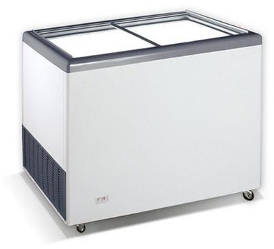 CRYSTAL EKTOR 36 SGL Καταψύκτες με Συρόμενα Τζάμια 360Lit - Ελληνικής Κατασκευής επαγγελματικός εξοπλισμός   επαγγελματικά ψυγεία   ψυγεία   καταψύκτες crystal