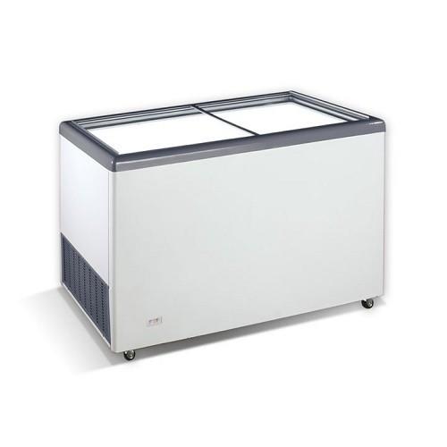 CRYSTAL EKTOR 46 SGL Καταψύκτες με Συρόμενα Τζάμια 460Lit - Ελληνικής Κατασκευής επαγγελματικός εξοπλισμός   επαγγελματικά ψυγεία   ψυγεία   καταψύκτες crystal